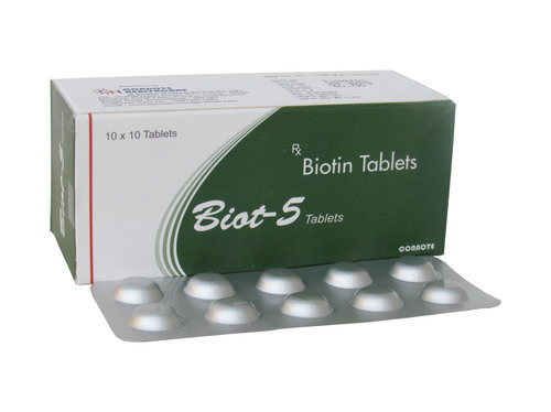 How Does Biotin Tablets Work