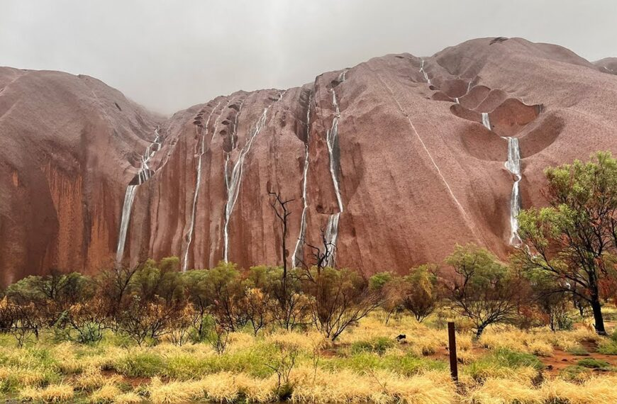 The Best Time To Visit Uluru